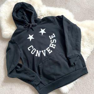 Converse smile hoodie